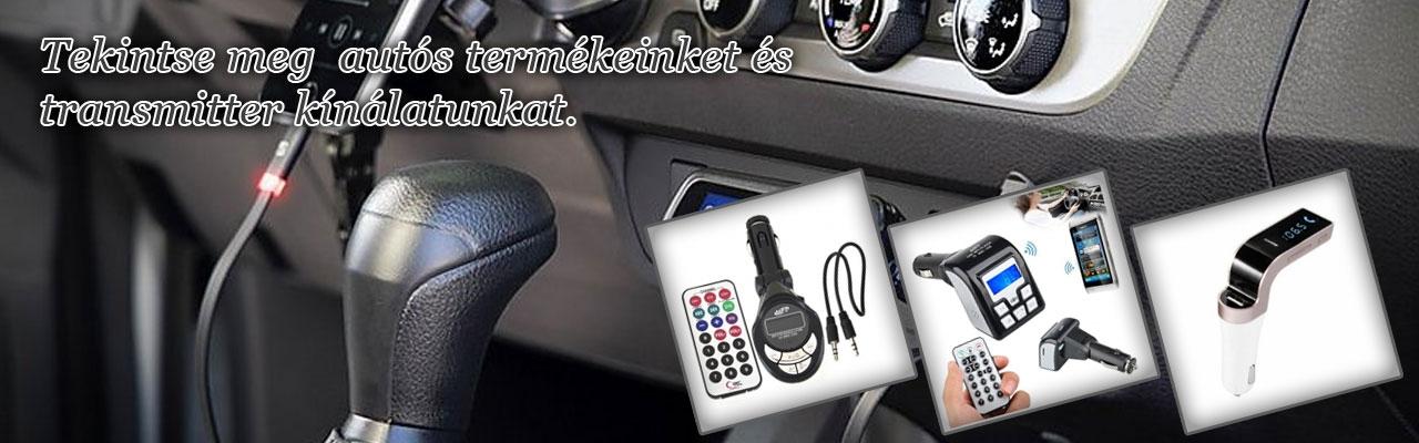 Autós termékek